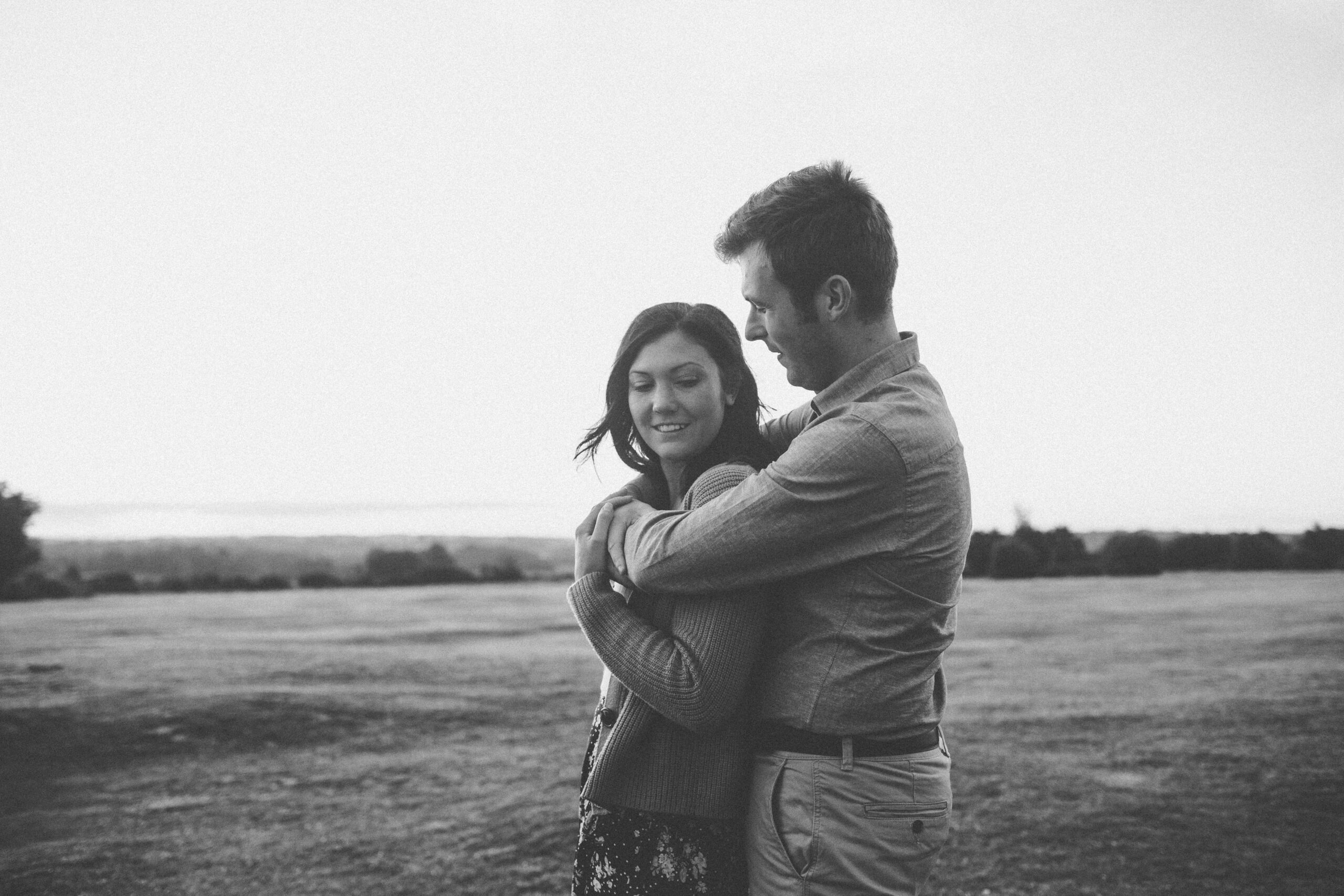 lyndhurst engagement photography